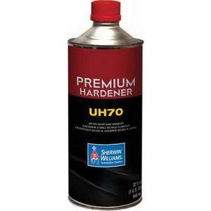 Sherwin-Williams Paint Company UH7014 UH70-4 Air Dry/Short Bake Low VOC Hardener, 1 qt Can, Liquid