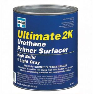 Mar-Hyde™ 5563 05563 4.4 Ultimate 2K Series High Speed Primer, 1 gal Can, Gray