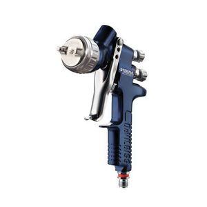 DeVilbiss 703892 703892 HVLP Uncupped Basecoat Spray Gun, 1.2, 1.3 mm Nozzle, HVLP Uncupped