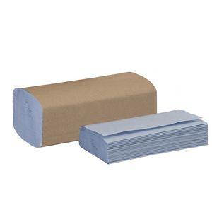 Tork® 192121 192121 Windshield Towel, 10-1/4 in L x 9.13 in W, 250, Paper, Blue, 1 Plys