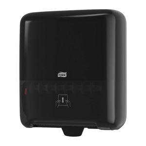 Tork® 5510282 5510282 Dispenser, 8.1 in L x 14.7 in H x 13.2 in W, Plastic, Black