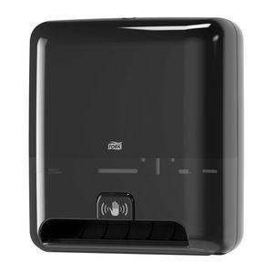 Tork® 5511281 5511281 Dispenser with Intuition Sensor, 8.1 in L x 14.6 in H x 13.2 in W, Plastic, Black