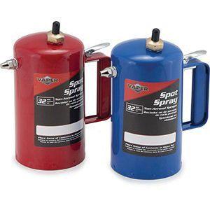 19421 2-Piece Non-Aerosol Spot Spray Set, 32 oz Capacity, 80 to 150 psi Operating Pressure