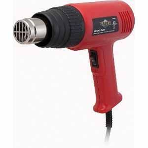 22400 Heat Gun, 17 cfm High Heat, 10 cfm Low Heat, 120 V, 12.5 A