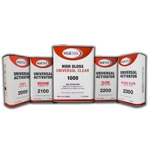 Value Teck NO2300V-4 NATOAK VALUE TECK EXTRA SLOW HARDENER 1QT 6PK