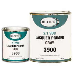 Value Teck VT-3900-4 2.1 VOC Gray Lacquer Primer