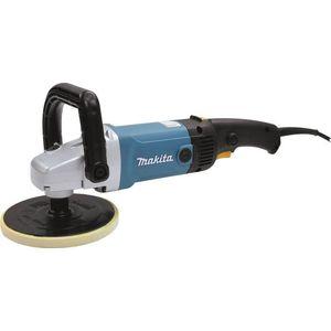 Makita® 9227C 9227C Variable Speed Corded Sander/Polisher, 7 in Dia Pad, 5/8-11 UNC Arbor/Shank, Side/Loop Handle