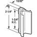 CRL F2572 Aluminum Sliding Window Pull and Latch for Keller Industry Windows