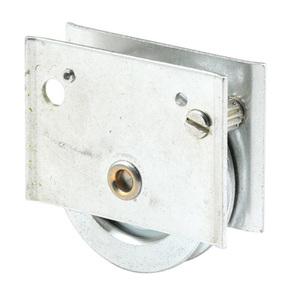 """1-3/4"""" Steel Sliding Glass Door Roller with 5/8"""" Wide Housing"""
