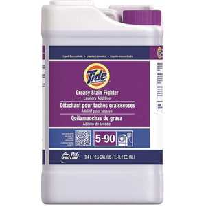 TIDE 003700025026 Professional 320 oz. Greasy Stain Fighter Fabric Stain Remover