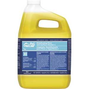 Pro Line 003700002038 1 Gal. #33 Disinfecting Floor and Multi-Surface Cleaner