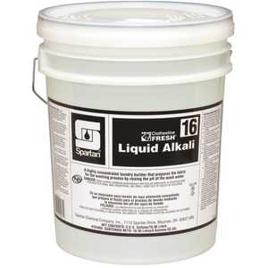 Spartan Chemical Co. 701605 Clothesline Fresh 5 Gallon Liquid Alkali