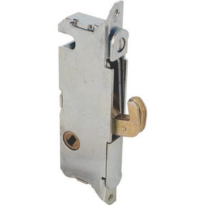 "CRL E2014 1/2"" Wide Round End Face Plate Mortise Lock with 45 Degree Keyway for W & F Doors"