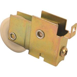 """CRL D1511 1-1/2"""" Nylon Sliding Glass Door Roller with 11/16"""" Wide Housing for Starlite & Doormaster Doors"""
