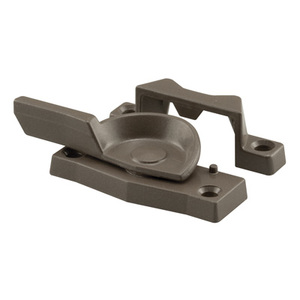 "CRL F2552 Bronze Window Sash Lock with 2"" Screw Holes"