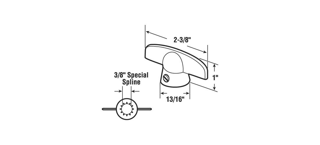 3-1//2-Inch 89-Millimeters CTA Tools 2288 Heavy Duty Engine Cylinder Flex Hone