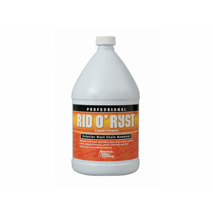 Pro Products 2662 Pro Products Gal Rust Stain Remover