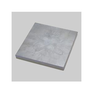 E Lite EL2424-2 24 in. x 24 in. x 2 in. E-Lite Plastic Condensing Unit Pad
