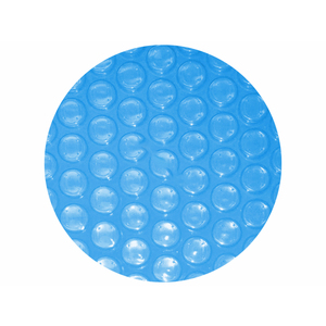PoolStyle 8122403 Poolstyle 4yr 12x24 Oval Solar Cvr Bl/blk