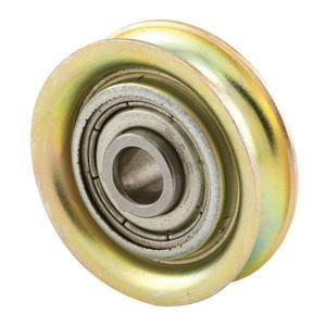 """1-1/4"""" Diameter Steel Door Rollers - pack of 2"""