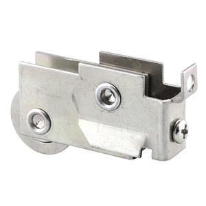 """1"""" Steel Sliding Glass Door Roller with 9/16"""" Wide Housing"""