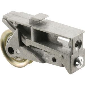 """1-1/4"""" Steel Sliding Glass Door Roller with 11/16"""" Wide Housing"""