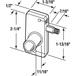 "CRL R7027 Right Hand Window Torque Operator 1-3/16"" Screw Holes"