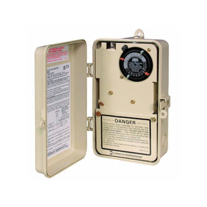 Intermatic RC2343PT Plastic 120/240v Air Switch W/timer 4 Function