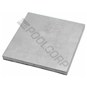 E Lite EL3636-3 36x36x3 in. E-Lite Plastic Condensing Unit Pad