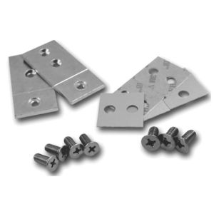 Assa Abloy Electronic Security Hardware - Hes 152HES Universal Mounting Tabs