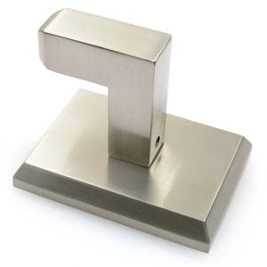 Rusticware 8703SN Utica Robe Hook Satin Nickel Finish