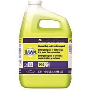 Dawn 003700057444 Proffesonial 1 Gal. Lemon Scent Pot and Pan Dish Soap