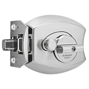 Millennium 3000SN Ultimate Lock Deadbolt Satin Nickel Finish