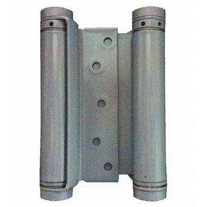 """Bommer 3029-6-600 6"""" Double Acting Mortise Spring Hinge Prime Coat Finish"""