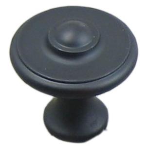 """Rusticware 931ORB 1-1/2"""" Cabinet Knob Oil Rubbed Bronze Finish"""
