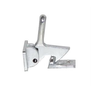 Don Jo 1590-626 Elbow Catch Satin Chrome Finish