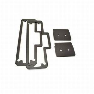 Stanley Commercial Hardware 8Q00414-690 100 Series Rim Glass Bead Kit Dark Bronze Finish