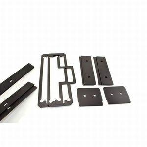Stanley Commercial Hardware 8Q00415-690 100 Series Surface Vertical Glass Bead Kit Dark Bronze Finish