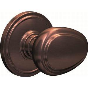 Brinks 23043150 Lindingham Passage Push Pull Rotate Lockset Tuscan Bronze Finish