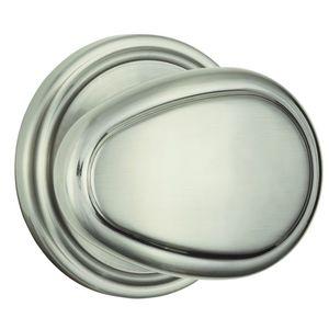 Brinks 23103119 Lindingham Single Dummy Lockset Satin Nickel Finish