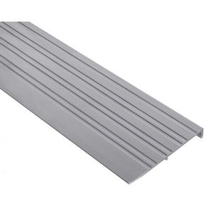 "National Guard Products 65436 36"" Threshold Ramp Clear Anodized Aluminum Finish"