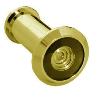 """Rockwood 622ANT UL Rated 190 Degree Door Viewer for 1-3/8"""" x 2-1/8"""" Doors Antique Bronze Finish"""
