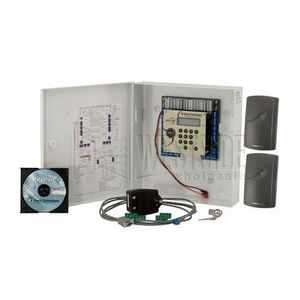 Visonic AXS100KIT Two Door Controller with Two Readers and Power Supply