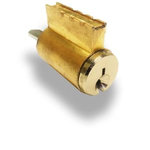 Yale Real Living AYRLSCKD03 Lever Cylinder Keyed Different with Schlage C Keyway Bright Brass Finish