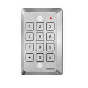 Mircom 39201170 Stand Alone Keypad Aluminum Finish