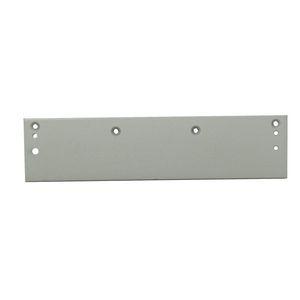 MaxGrade Commercial F8300DPREGALUM MDC200 Push Side Drop Plate ADA Commercial Aluminum Finish