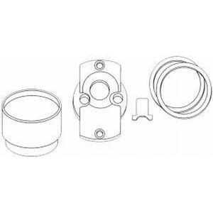 Alarm Lock ET-S US26D ET Series Schlage Standard Rim Cylinder Adapter Kit