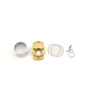 Alarm Lock ET-SIC US26D ET Series Schlage Interchangeable Core Rim Cylinder Adapter Kit