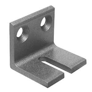 Stanley Security P45HD-112 689 Angle Bracket for Heavy Duty Arms Aluminum Finish