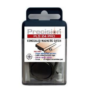Precision Lock PLS24PRO Magnetic Catch with Adjustable Strength
